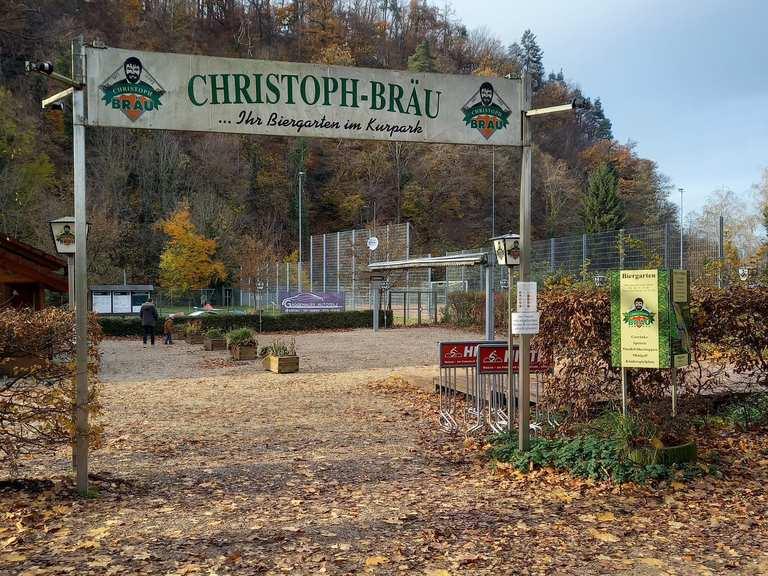 Christoph Brau Biergarten Gaggenau Rastatt Tips Photos For Mountain Bikers Komoot