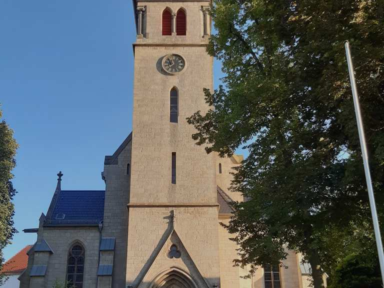 St. Maria Magdalena - Leinefelde-Worbis, Eichsfeld