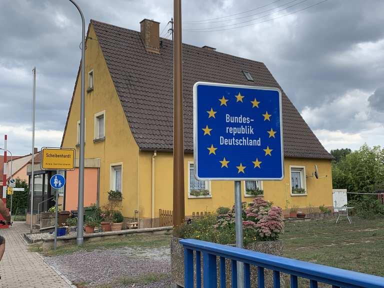 Outlet Frankreich Grenze Deutschland