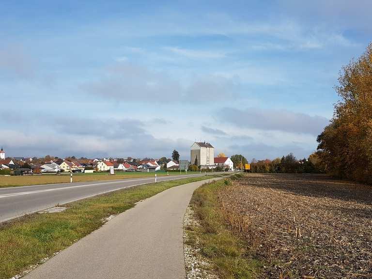 Singletrail ingolstadt