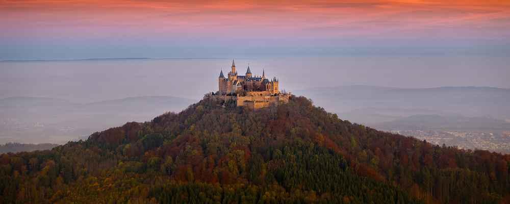 Den Rittern Auf Der Spur 7 Etappen Auf Dem Hohenzollernweg Wander Collection Von Komoot