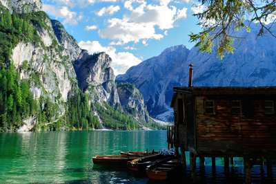 The best Alpine lakes