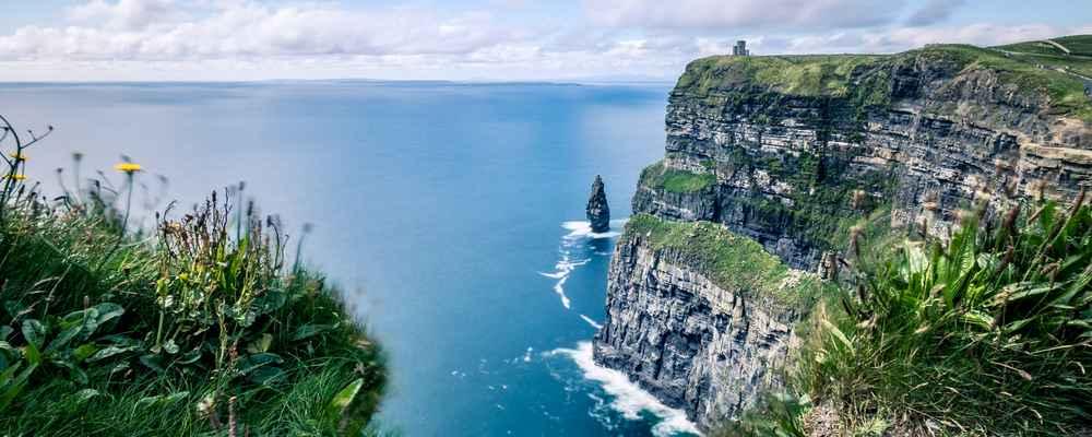 Irland Cliffs Of Moher Karte.Entlang Irlands Kuste Auf Dem Burren Way Wander Collection