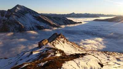 Aussichtsreiche Wanderungen für Bergfotografen