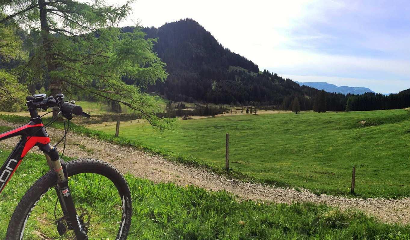 Die Must Rides um Oberstdorf