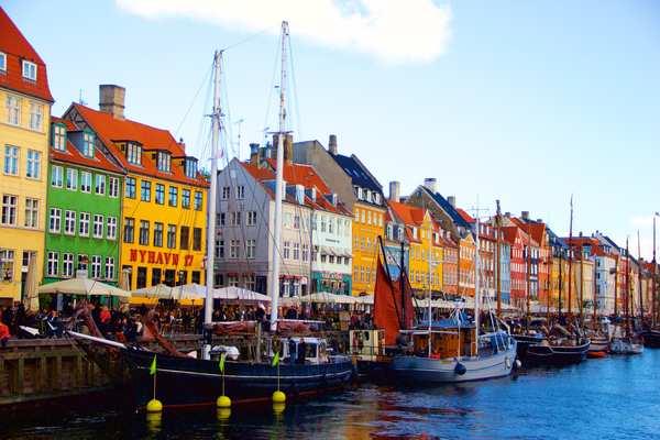 Berlin. Fehmarn. Kopenhagen. Eine Radreise