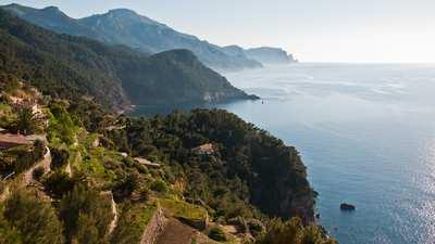 Mallorca – Eine Insel. Sieben Wanderungen.
