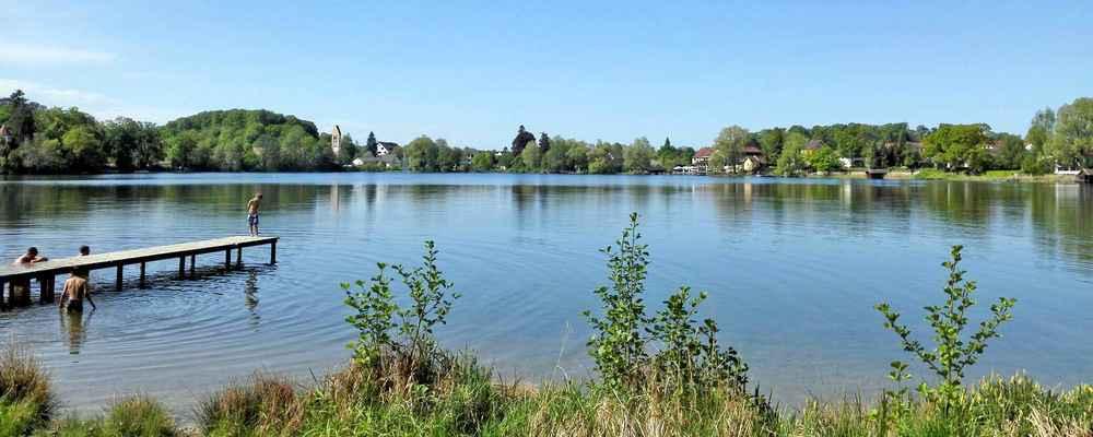 The most beautiful swimming lakes around Munich | Bike
