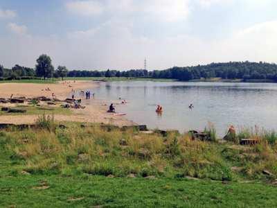Badeseen im Ruhrgebiet
