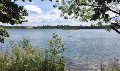Swimming Lakes Around Dresden