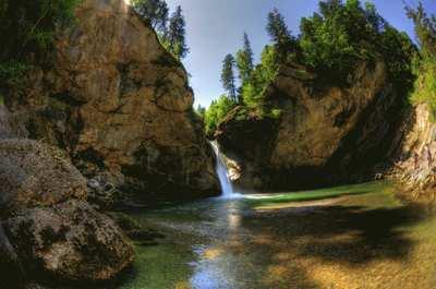 Die schönsten Wasserfälle Deutschlands