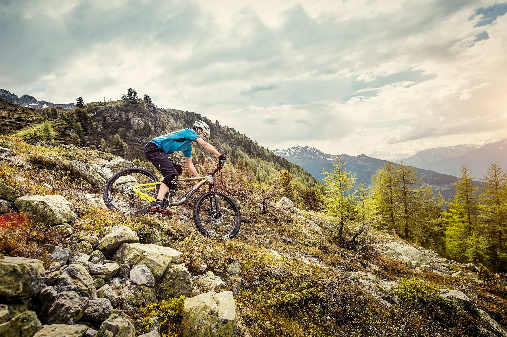 Made for mountain biking – Switzerland