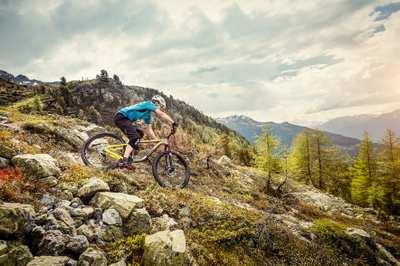 Fürs Biken geschaffen – die Schweiz