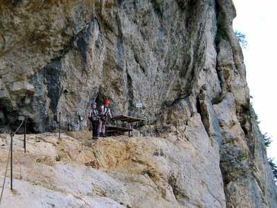 Klettersteige für Kinder in Niederösterreich und der Steiermark