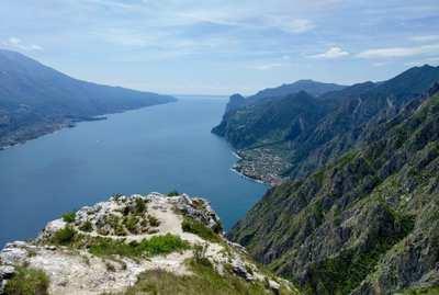 Die besten Trails am Gardasee