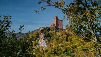 Burgen im Wasgau