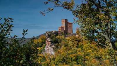 Castles in the Wasgau