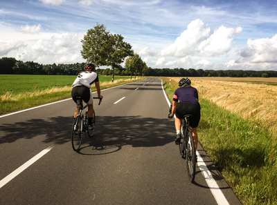 Weekend getaway – road biking in the Spreewald
