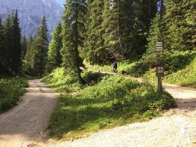 Must rides around Mittenwald
