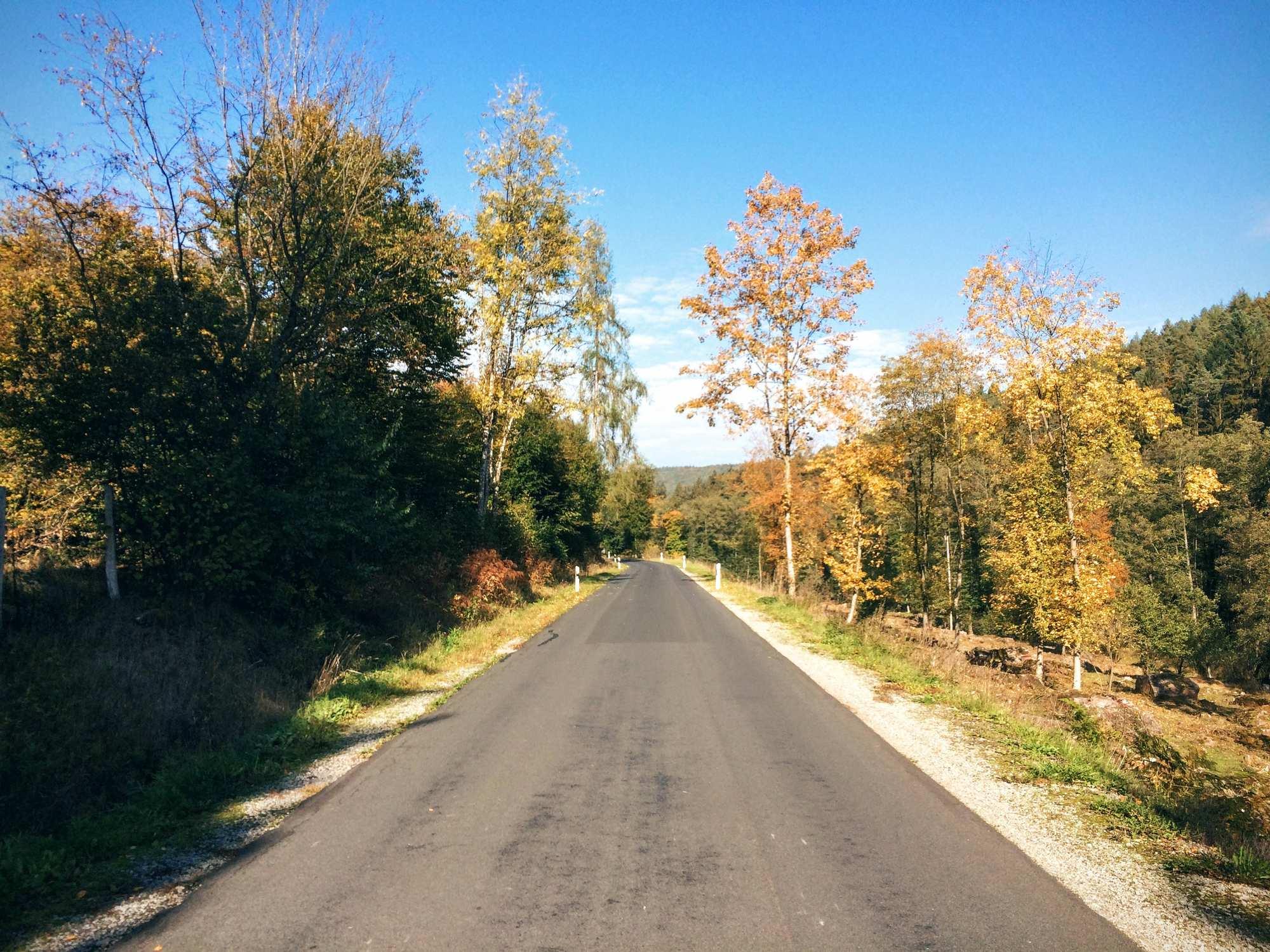 Wochenendtouren im Spessarträuberland
