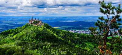 The Swabian Jura – castles, caves and trails