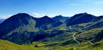 A road bike paradise called Bregenzerwald