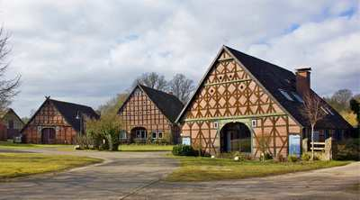 The round villages of the Wendland