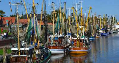 Picturesque fishing villages – North and Baltic Sea
