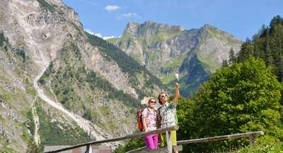 Oberstdorf – Wandern auf 3 Höhenlagen