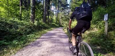 3 days of bike crossing in the Black Forest