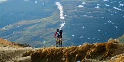 Flow-Trail statt Ski-Piste