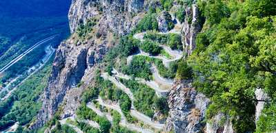 The most epic cycling roads in the world