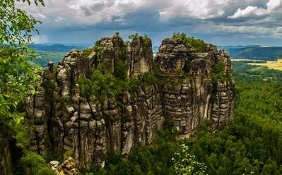 Adventure for young and old – Elbe Sandstone Mountains