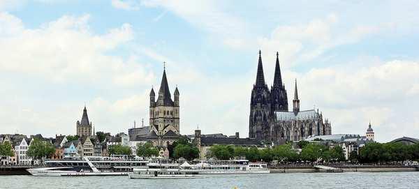 Der Rheinweg von Bonn an die Nordsee