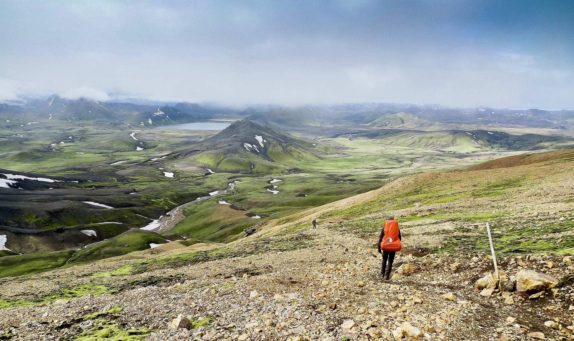 Island – Trekking zwischen Gletschern und Vulkanen