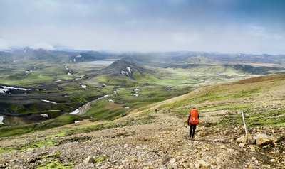 Island - Trekking zwischen Gletschern und Vulkanen