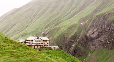 Romantische Hütten für eine Auszeit zu zweit