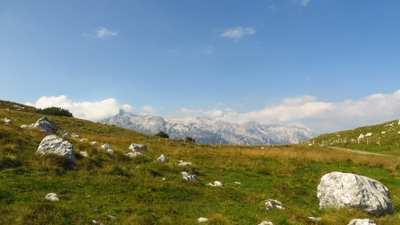 Alpe Adria Mountainbike Trail - Der Weltkriegs Alpencross