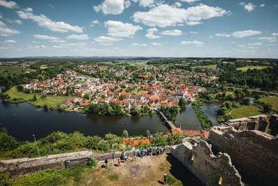 Bikepacking in Bayern – der Jurasteig