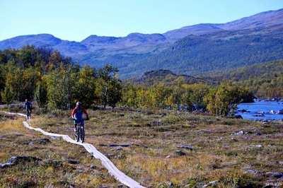 Kungsleden - A Singletrail Through Sweden's Wilderness
