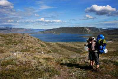 Arctic Circle Trail - Grönlands unberührte Wildnis