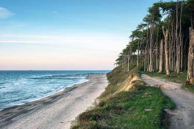 Auf dem Ostseeküstenradweg von Flensburg bis Boltenhagen