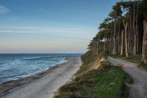 Auf dem Ostseeküstenradweg von Wismar bis Wolgast