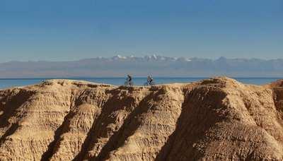 Kirgisistan - Bikepacking im Wilden Osten