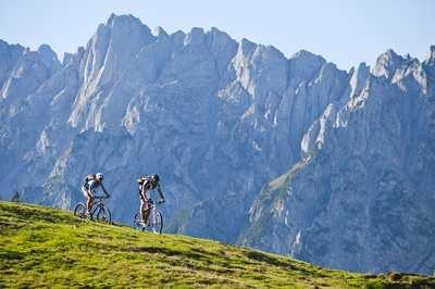 Mountainbiken im Herzen des Salzkammerguts