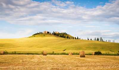 Via Francigena Süd - Von Siena nach Rom
