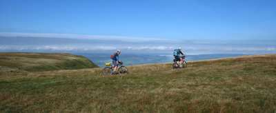 4 Tage Bikepacking durch Wales