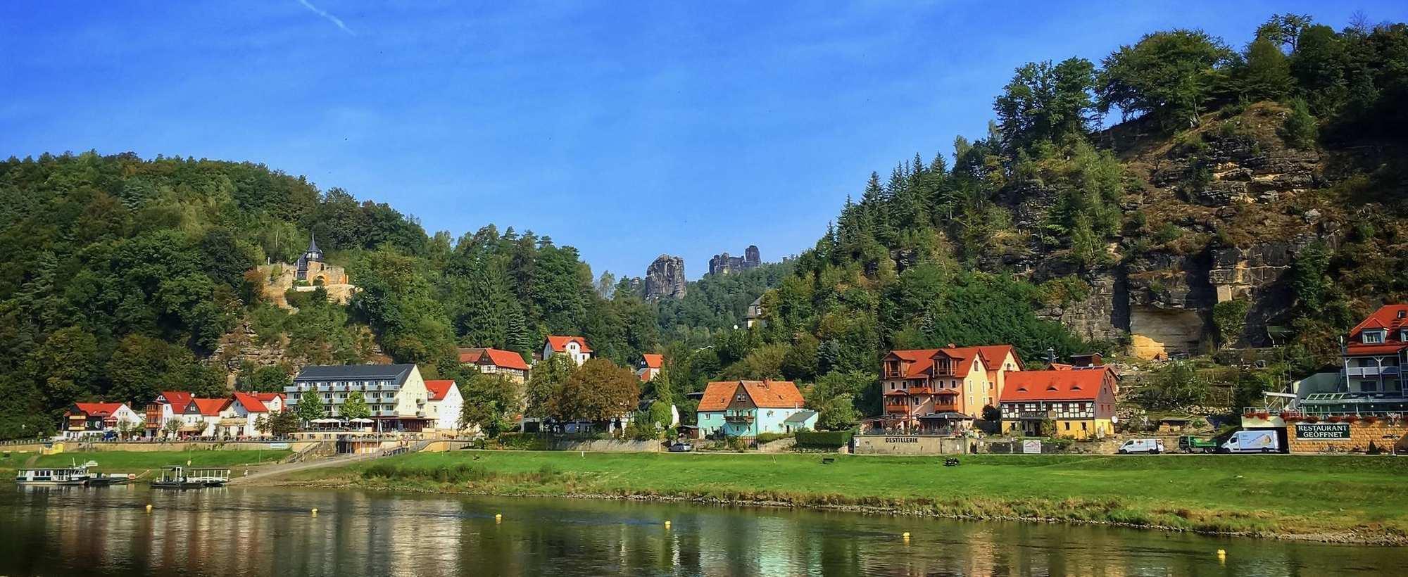 4 Tage Elberadweg von Dresden nach Prag