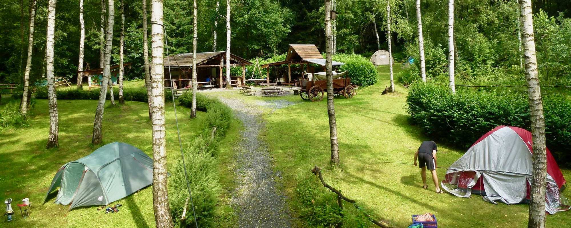 Nature campsites – 13 magical places around Germany | Komoot
