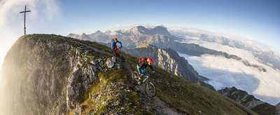 Supertrails next to great bike hotels